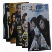 Bones Seasons 1-6 DVD Boxset for sale