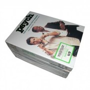 Psych Seasons 1-5 DVD Boxset for sale
