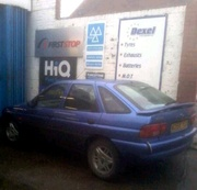 Ford escort finesse 1600