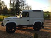 Land Rover Only 3467 miles