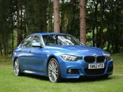Bmw 320d 44885 miles BMW 3 Series 320 M SPORT X DRIVE 19 INCH ALLOYS +
