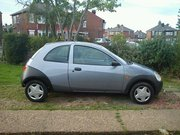 1.3 Ford KA 3 Door Hatchback For Sale £399 ONO.